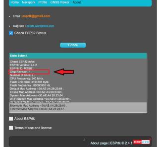 Tutorial - How to use ESPrtk and things need to know - ESPrtk -ESP32 RTK