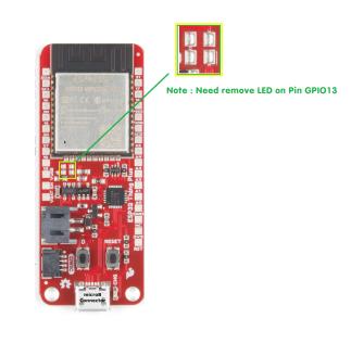 Tutorial - Create ESPrtk board from any development board