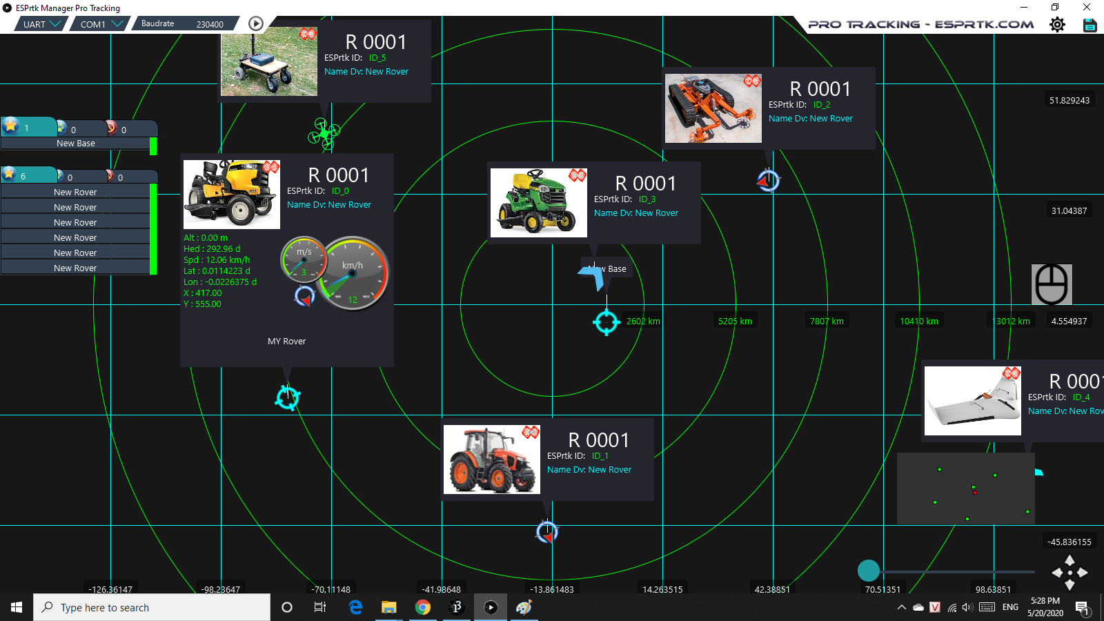 Image (8), Link : https://esprtk.files.wordpress.com/2020/05/esprtk_pro_tracking_rover_manager_custom_style_view2.png - Copy right ESPrtk