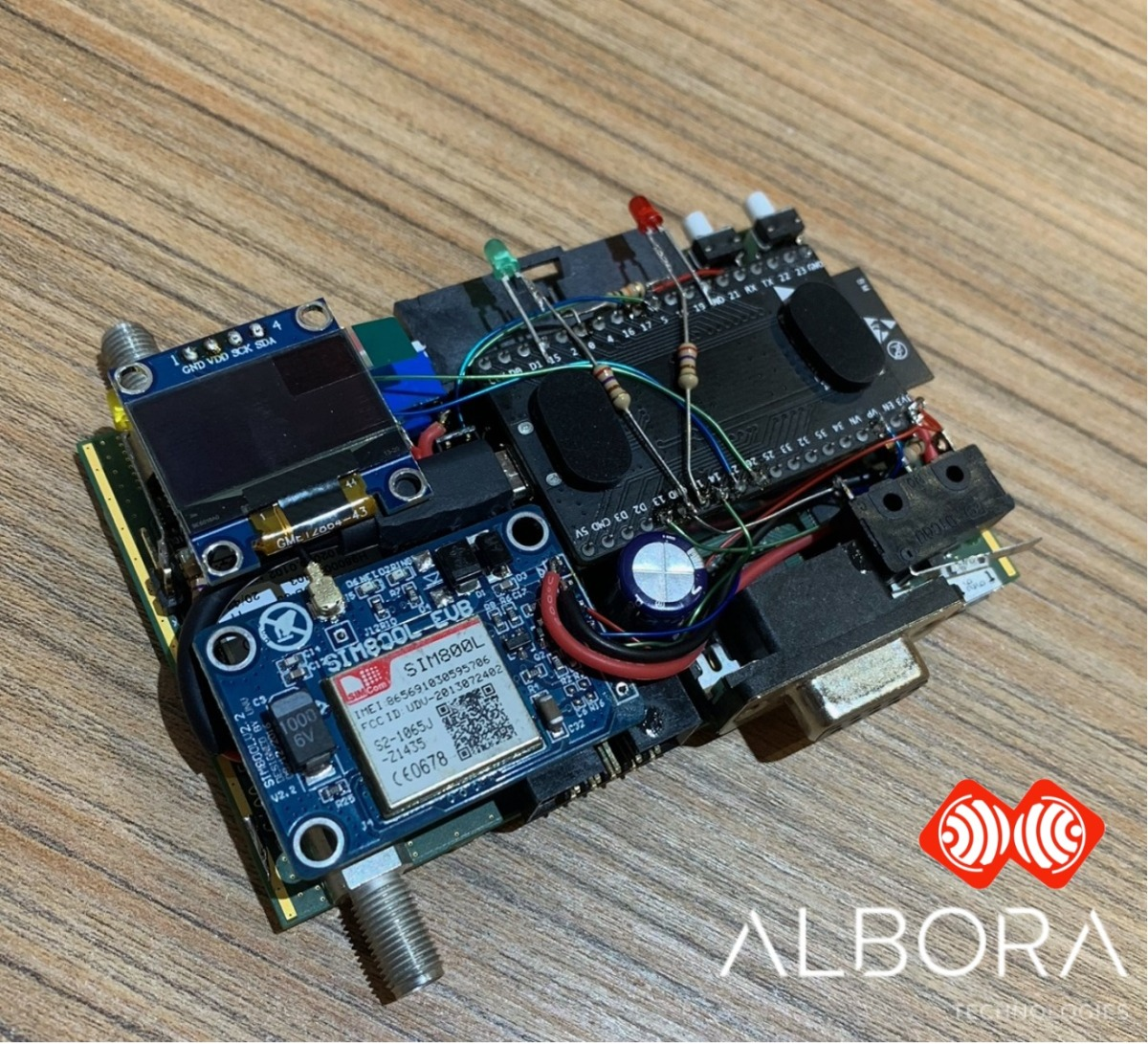 FULL Size -  AGROTRONIC ESPrtk MQTT NTRIP Radio LoRa Bluetooth F9P M8P F9P Ublox Navspark Ethernet ENC28J60 WW5500 MPU9250 IMU SD Card SARA 2G 3G 4G Cellular